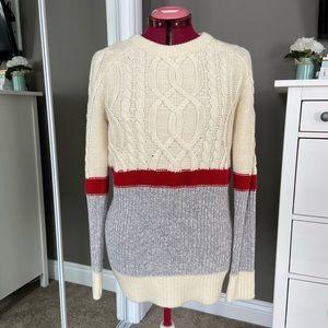 ❄️ NWOT Sock Monkey Knit Sweater